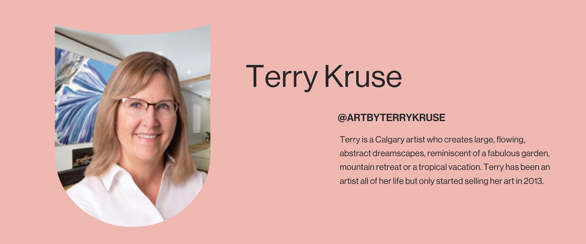 Artist Terry Kruse bio