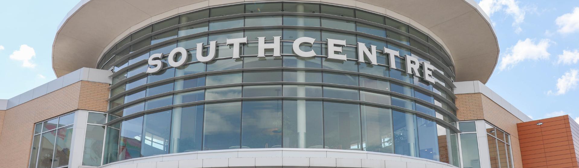Southcentre exterior shot
