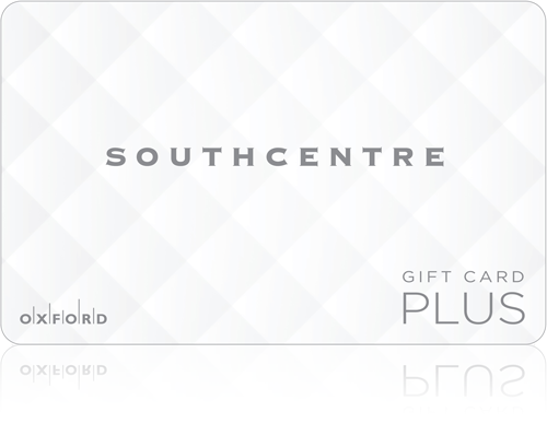 Southcentre mall gift card