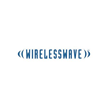 Wireless wave logo