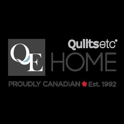 QE Home | Quilts Etc Logo