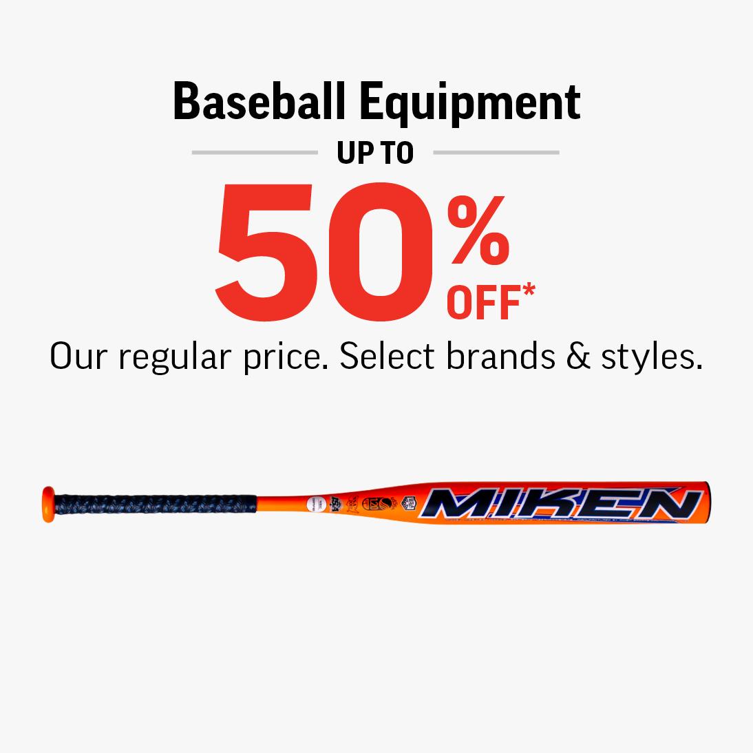 Colourful baseball bat