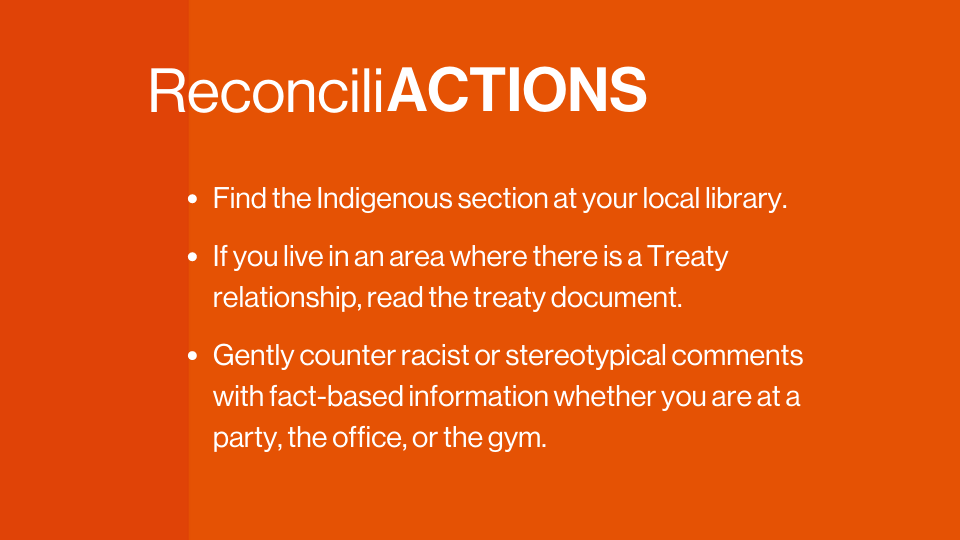 ReconciliActions